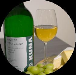Sortimentsbild - Wein